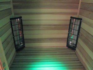 Одноместная инфракрасная сауна в квартире (г. Счастье)
