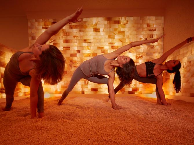 гималайская соль,йога,спорт,соляная комната